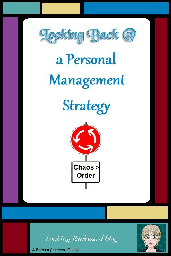A Personal Management Strategy For School Librarians School