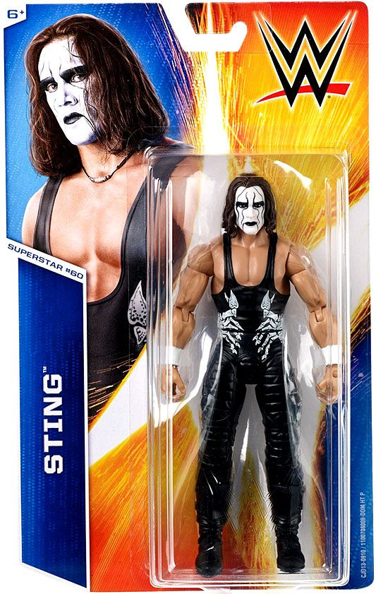 WWE Series 55 Sting Action Figure #60