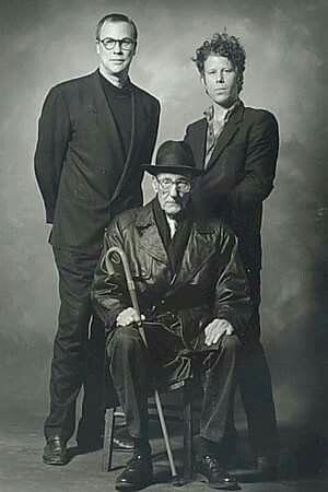Tom Waits,William S Burroughs,Robert Wilson