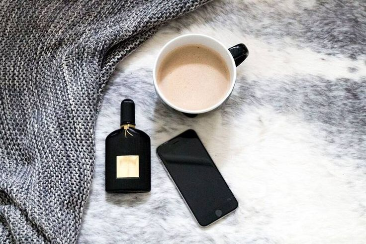 As the winter months settle in, it's a good idea to get yourself a cup of tea, and a new fragrance. Shop online at Raw Beauty Studio#winter #scarf #cold #rain #storm #coffee #phone #perfume #perfumes #fragrance #fragrances #rawbeautystudio