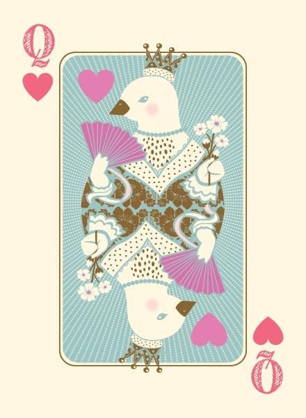 Eunice Moyle, The Queen of Hearts
