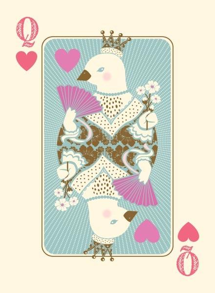 Eunice Moyle, The Queen of Hearts
