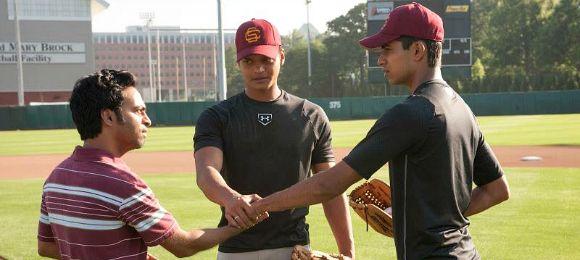 Million Dollar Arm - Cricket meets Baseball!