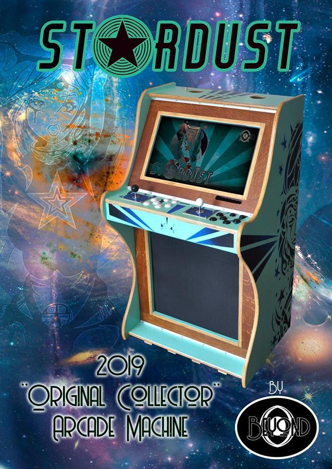 Stardust 2019 Collector Arcade Machine By Beyond
