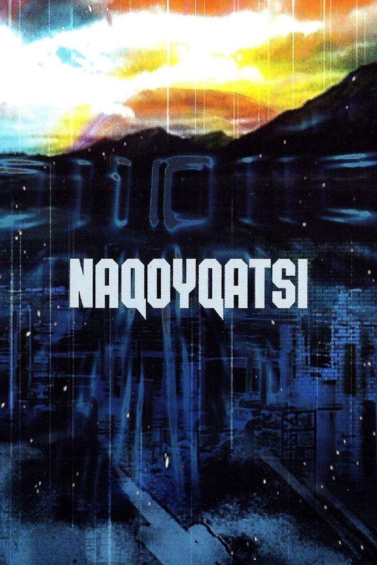 Naqoyqatsi (2002) de Godfrey Reggio (http://ultracuerpos.com/fichas/naqoyqatsi-2002-godfrey-reggio/) #documental #poster