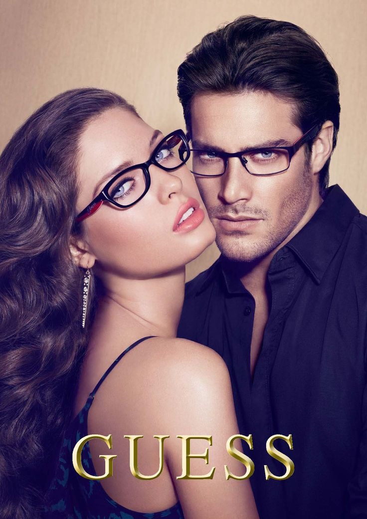 Guess Eyewear now available from Glasses Galore