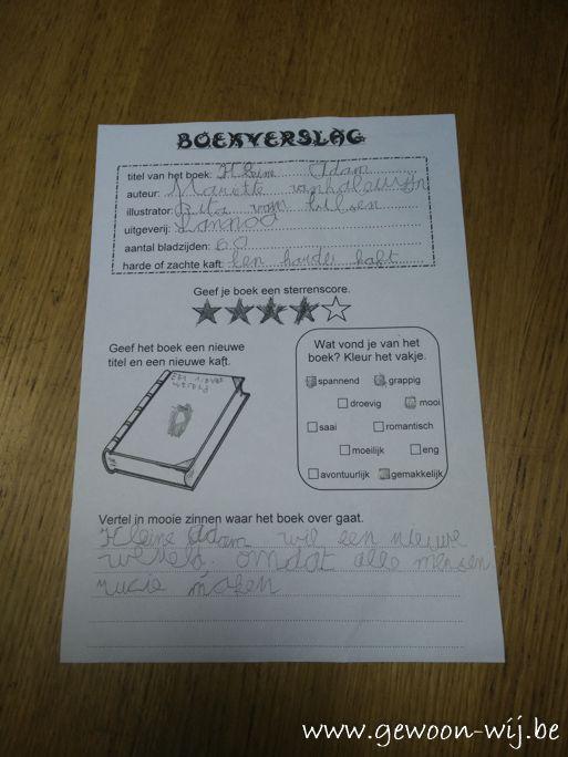 Dat onze kinderen fervente lezers zijn is algemeen geweten. Ik schreef eerder al een blog over hoe wij lezen leuk