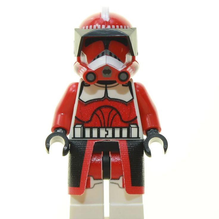 Lego Star Wars Commander Fox 33