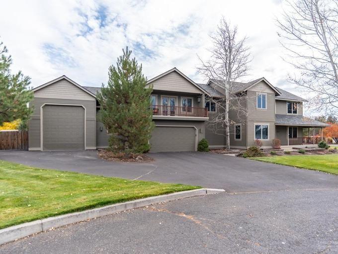 Bend Oregon Real Estate For Sale 20929 Fireside Trail South Fork