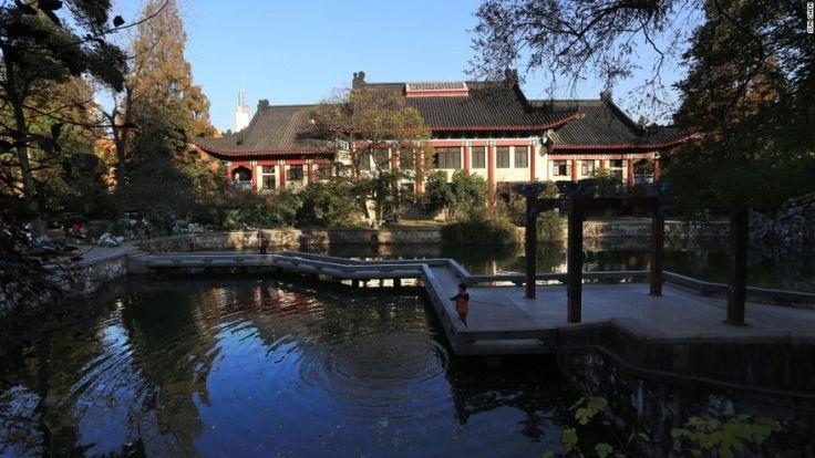 Ускользающая красота древней столицы Китая