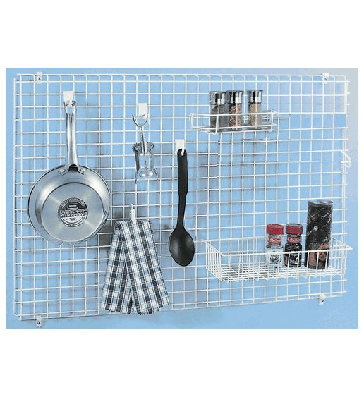 wall grid organizer 1000 images about wire baskets on 3311