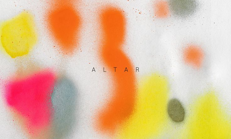 Visual artist and designer Chad Wys has recently published his new project  named 'Altar' on Behance. Wys digitally modernizes classic works of art by  juxtaposing opposite colors and styles. His practice is one of both  revelation and obfuscation but leaves the meaning to be made by the viewer.