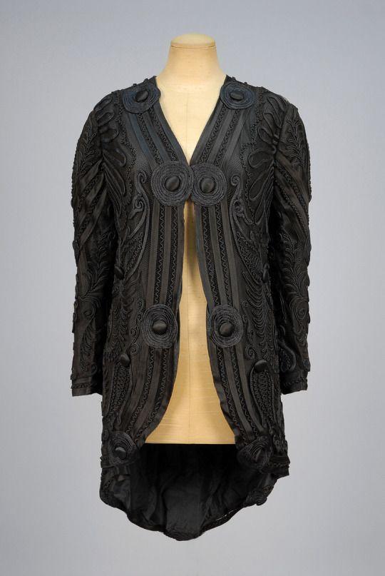 Jacket, 1910s