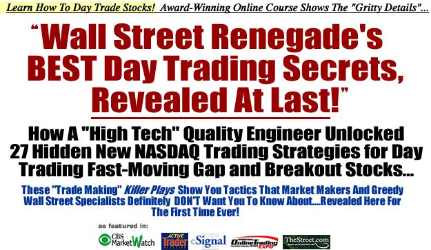 Intraday Trading Training