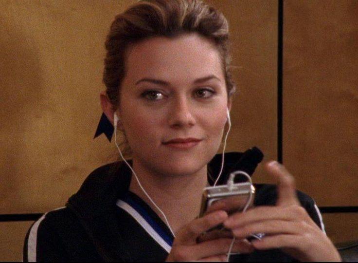 Hilarie Burton as Peyton Sawyer