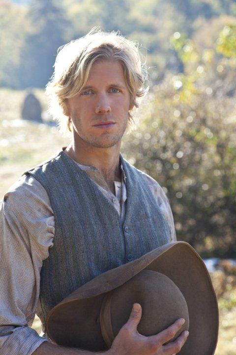 Still of Matt Barr in Hatfields & McCoys (2012)