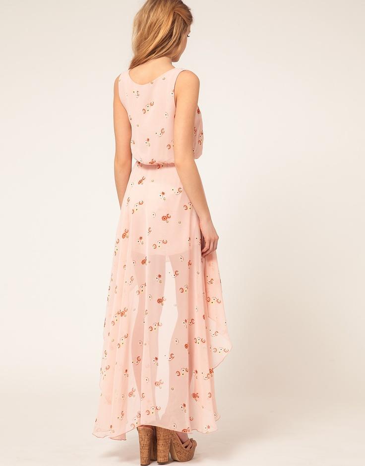 asos chiffon dressLo Dresses, Asos Chiffon, Chiffon Dresses