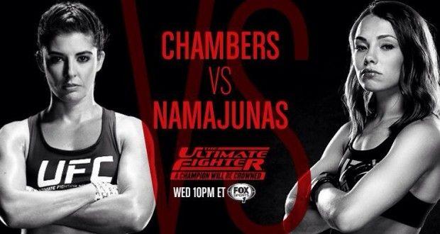 TUF 20 Episode 7 Review: (7) Rose Namajunas vs. Alex Chambers (10) | TalkingBrawlsMMA.com