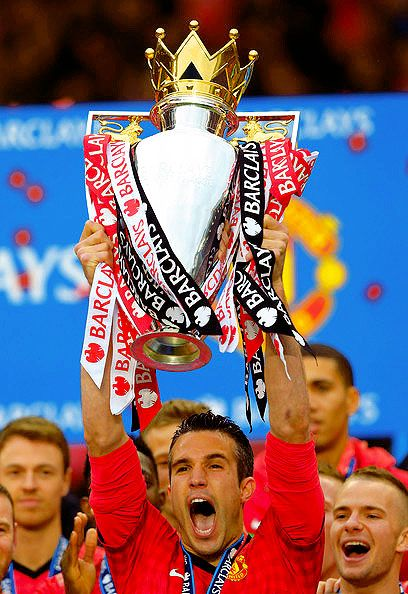 """I couldn't have wished for this year to be better, it's been amazing. Only in my wildest dreams could have imagined this.""    - Robin van Persie"