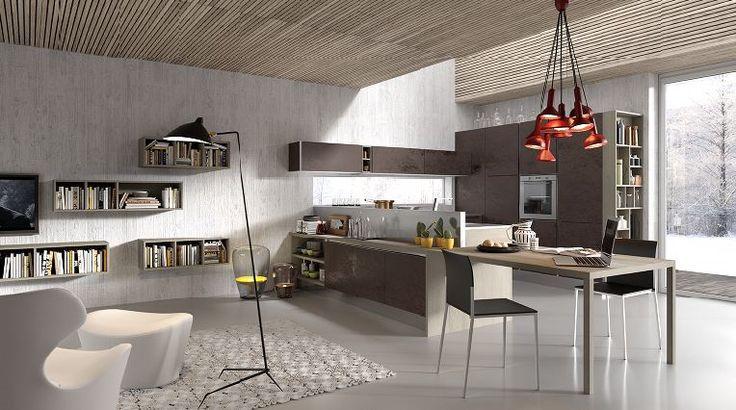 Aran cucine | Cucine living | Pinterest | Kitchens