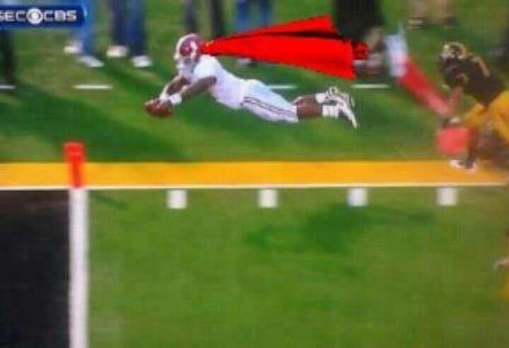 Bama football picture of the day!!