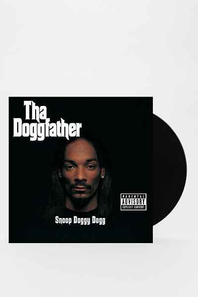 Snoop Doggy Dog - Tha Doggfather LP