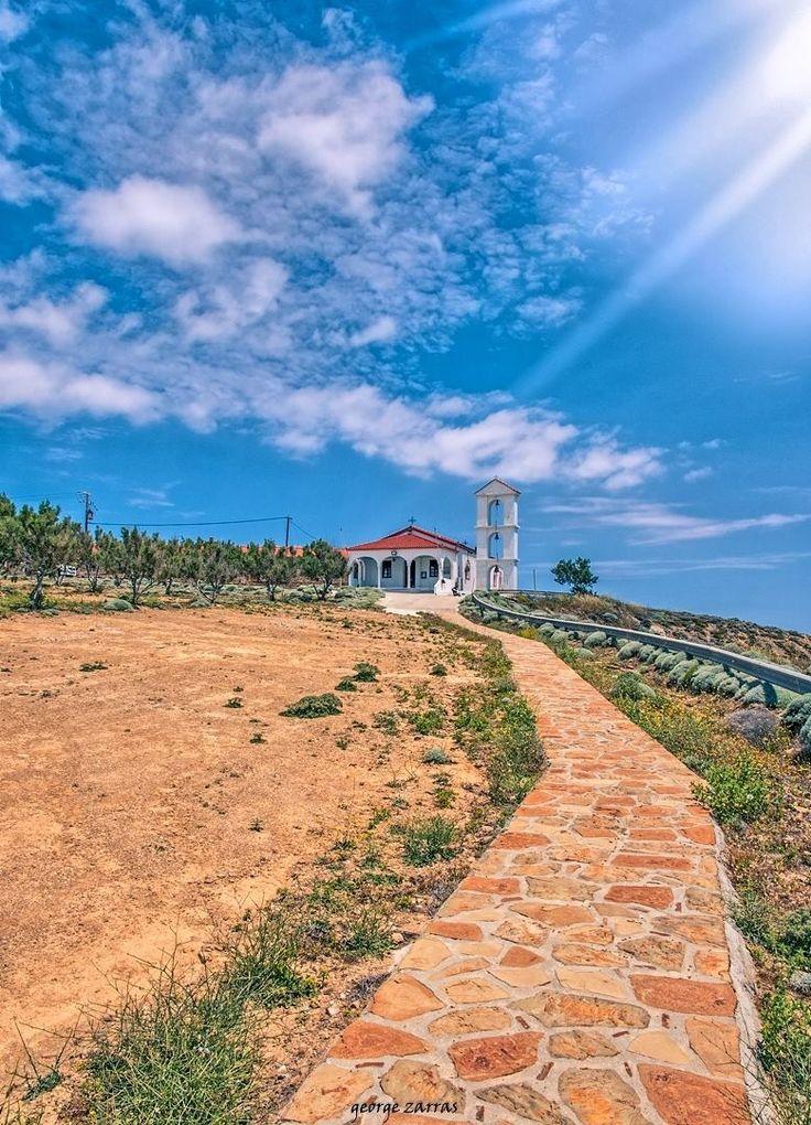 Άγιος Σώζων   Λήμνος : George Zarras