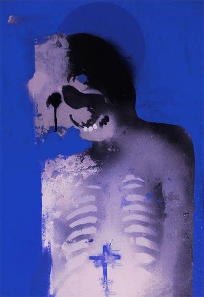 Unbelievable Truth (Blue) - ROBERT DEL NAJA