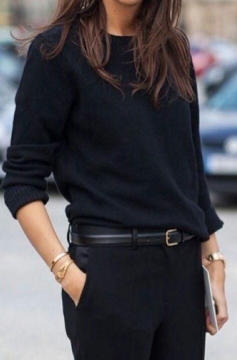 #black #style