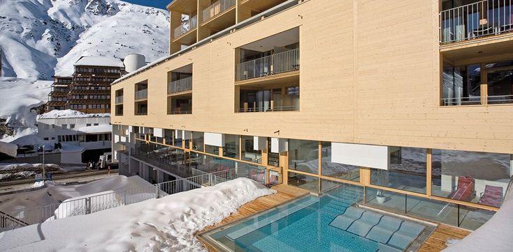 The Crystal - Hotel in Obergurgl Ötztal