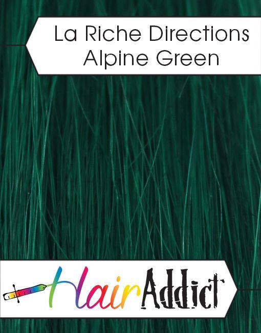 La Riche Directions – Alpine Green