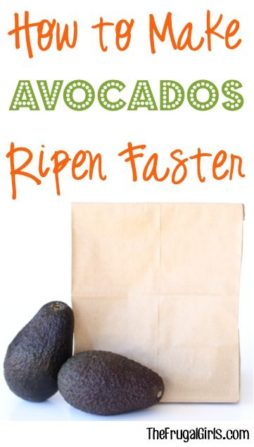 how to make avocado ripen microwave