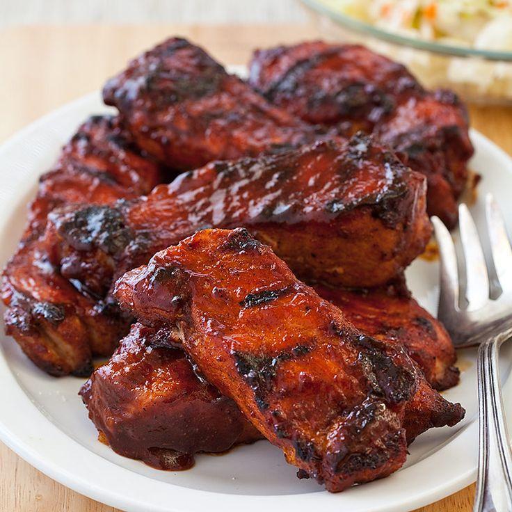 America S Test Kitchen Southern Pork Chops