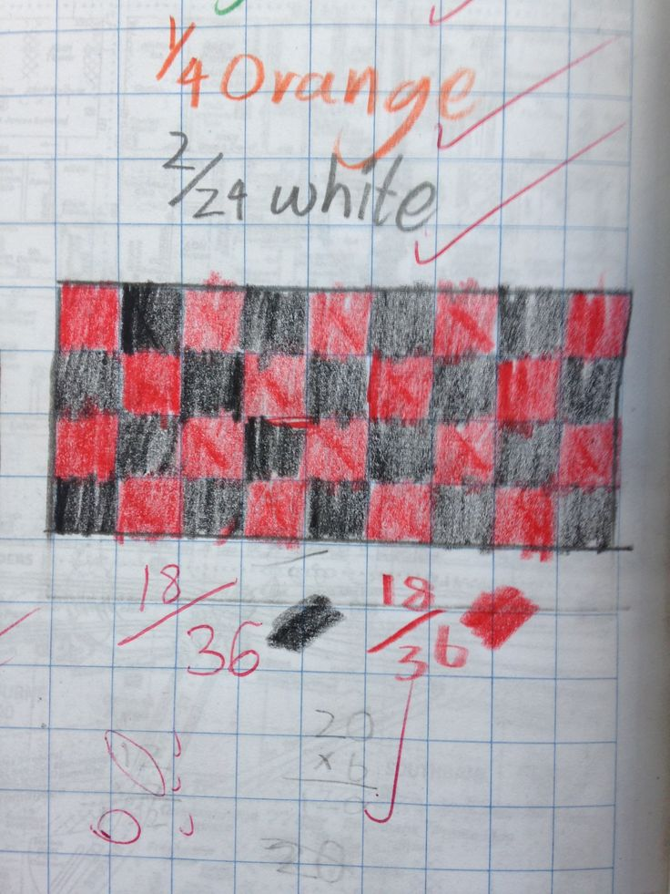 Fraction flags using students' footy team colors: www.toptenresources.com - a full year of math lessons created by teachers 4 teachers