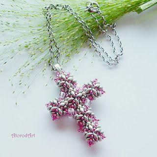AtorodArt - biżuteria mój cudowny świat: Krzyżyki