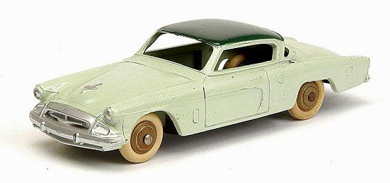 Studebaker Commander Dinky Toys No.24Y