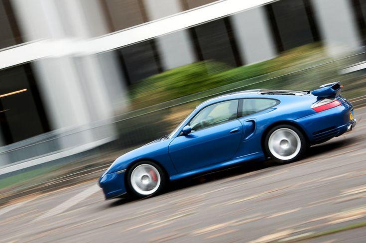 Porsche 996 Turbo. Pretty close to what I drive.