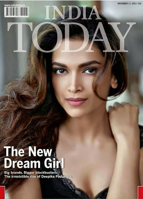 Deepika Padukone, India Today Magazine [India] (11 November 2013)