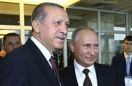 Nemají rádi svobodu slova a USA. To a další důvody proč jsou Putin s Erdoganem znovu přátelé - Lidovky.cz