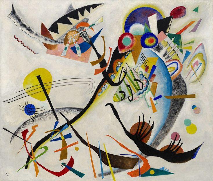 Bien connu 486 best Wassily Kandinsky images on Pinterest | Abstract art  UG56