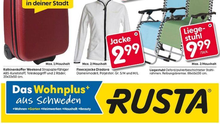500 Filialen geplant: Vorbild Ikea - Schweden-Discounter Rusta startet in Deutschland - http://ift.tt/2pNgCRa #aktuell
