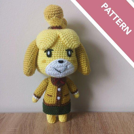 Isabelle Crochet Pattern In 2020 Crochet Patterns Pattern Cute