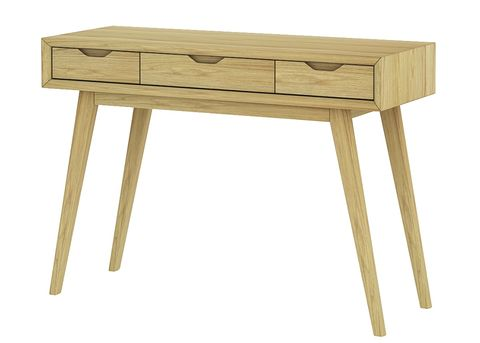 Denmark console table, with drawers