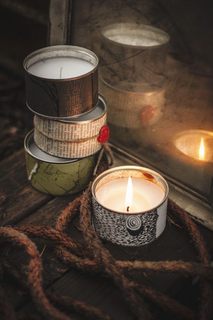 Kynttilät / Candles (6 €)