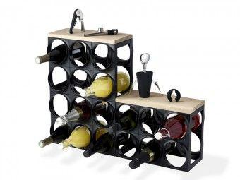 Stojak na wino Nuance Winewall