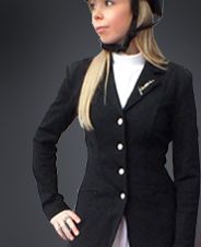 Stunning John Whitaker Show Jacket - Click here for more information - http://justriding.com/en/shop/brands/whitaker.html