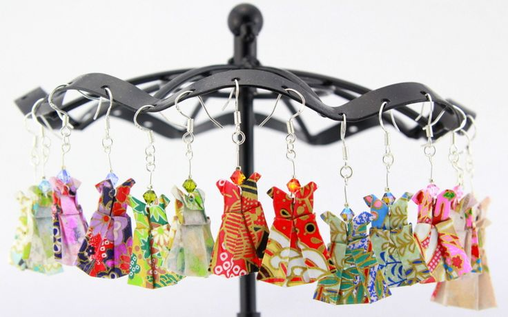SALE Items - Miss Chopsticks Origami Jewellery 15% OFF + FREE SHIPPING!