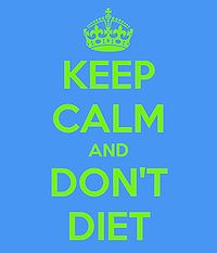 I don't count calories, because calories don't count: http://maxdaniels.com/blog/13795650