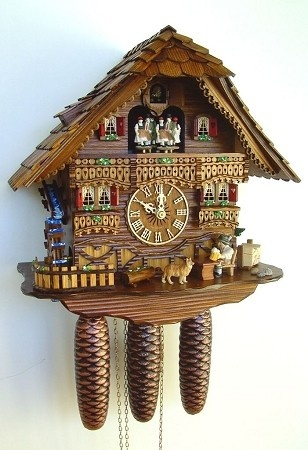 Unusual Cuckoo Clocks 191 best cuckoo clocks images on pinterest | cuckoo clocks