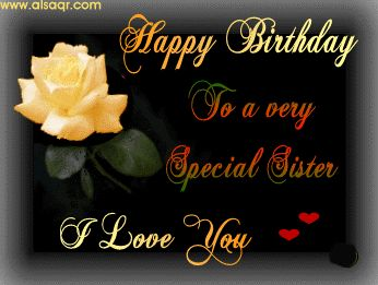 Happy Birthday Big Sister | happy birthday sister graphics and comments